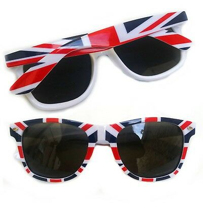 Union Jack Sunglasses Royal Party Glasses Costume Accessories British 278 • 23.99£