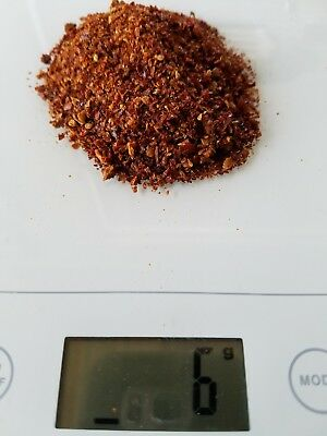 $7.99 • Buy Ghost Chili Pepper Powder - 6 Grams Soft Pack - 100% Pure - Be Careful !