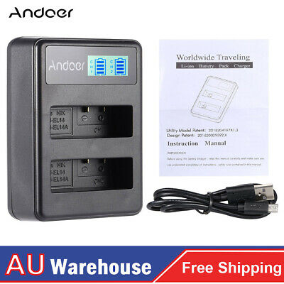 AU22.60 • Buy Andoer Mini Handheld Travel Desktop Tripod Camera Stand Holder For Canon Nikon