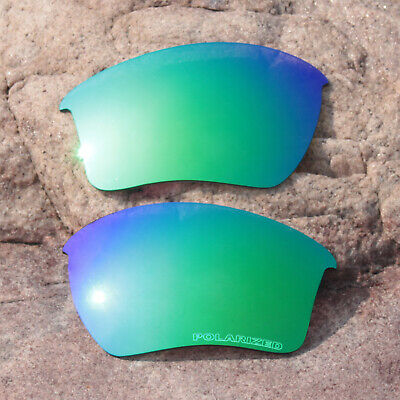 d8e03baef5a Performance Polarized Replacement Lens For-Oakley Half Jacket 2.0 XL Green  • 13.96