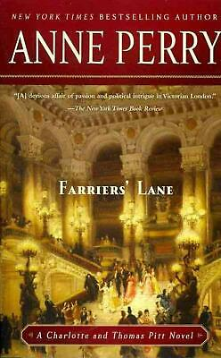 Farriers' Lane By Anne Perry (English) Paperback Book Free Shipping! • 14.30£