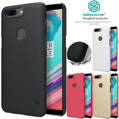 AU9.36 • Buy NILLKIN Frosted Shield Hard Case Cover Protector For OnePlus 8T 6T 3 3T 5 7 Pro