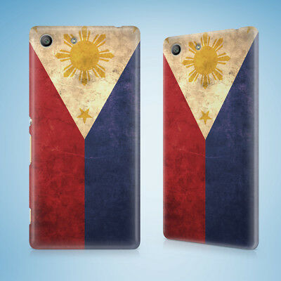 AU9.95 • Buy Philippines Country Flag 1 Hard Case Sony Xperia Z Z1 Z2 Z3 Z4 Z5 Compact