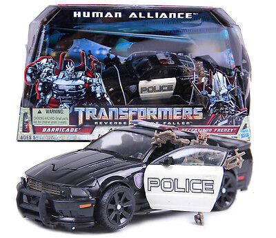$39.99 • Buy Revenge Of The Fallen Human Alliance Barricade 7  Action Figure Toy New In Box