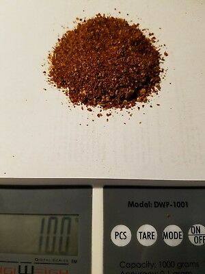 $9.99 • Buy Ghost Chili Pepper Powder - 10 Grams Soft Pack - 100% Pure - Be Careful !