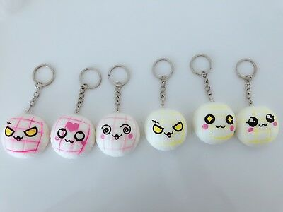 AU8.83 • Buy Slow Rising Funny Bun Bakery Squishie Squish Keyring Squeeze Toy Strap Gift