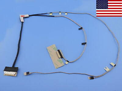 $14.36 • Buy LCD LVDS VIDEO SCREEN DISPLAY EDP CABLE For HP Envy M7-n011dx 17.3 TOUCH