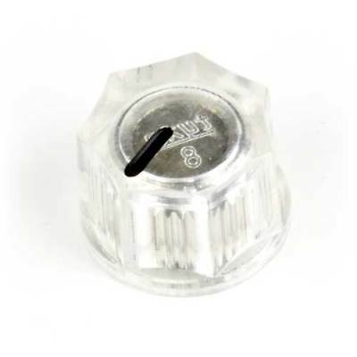 $ CDN11.03 • Buy 10x Clear Small Fluted Knobs For Guitar Pedals