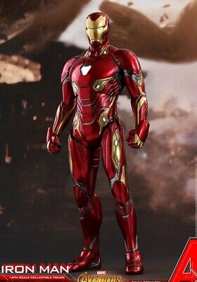 $ CDN801.78 • Buy Hot Toys Avengers: Infinity War 1/6 Iron Man Mark L 50 MMS473D23 READY TO SHIP