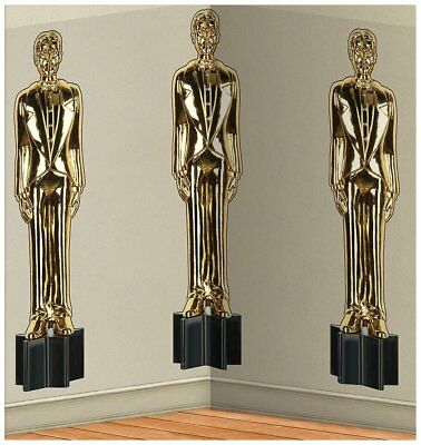 £13.15 • Buy Awards Night Trophy Prom Hollywood Theme Party Wall Decoration Backdrop