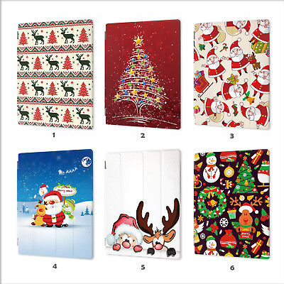 AU19.99 • Buy Christmas Gift Leather Smart Case Cover IPad 2 3 4 5 6 7 Air Mini 1 Pro 9.7 10.5