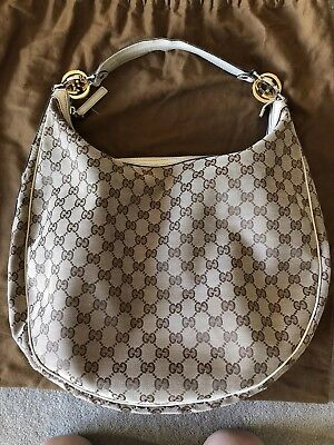 AU275 • Buy Gucci GG Canvas Hobo Bag