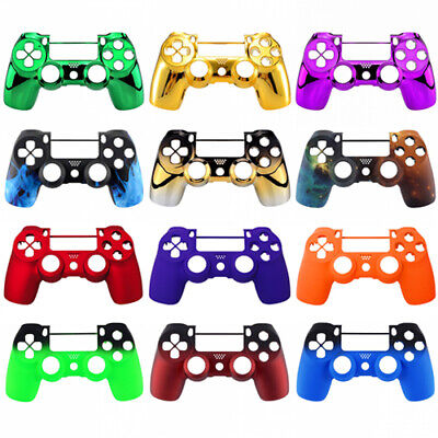 PlayStation 4 Controller Faceplate Front Shell For PS4 Dualshock 4 V2 Controller • 16.95£