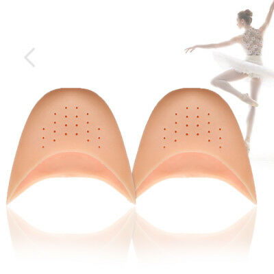 $1.41 • Buy Silicone Gel Toe New Professional Women Girl Soft Ballet Pointe Dance Shoe Pads