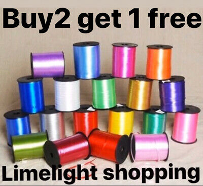 Tie String Colour Balloon Ribbon Balloons Weight Gift Wrap All Decoration  Fancy • 1.79£