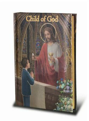 Child Of God Prayer Book And Missal For A Boy - First Holy Communion Gift • 12.95£