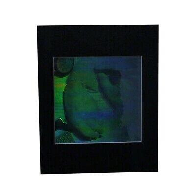 £28.81 • Buy 3D Drawing Hands Art Hologram Picture MATTED, Collectible Embossed Type Film