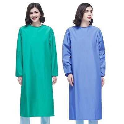 Reusable Surgical Gowns Washable Operating Protective Gown For Dental Clinic • 10.45£