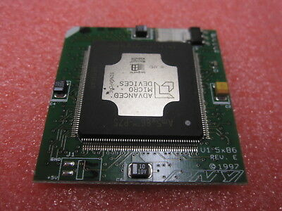 AU49.46 • Buy Rare Collectible Am5x86-P75 AMD AM486DX5-133W16BHC Chip On Board