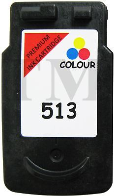 £14.95 • Buy CL513 Colour Remanufactured Ink Cartridge For Canon Pixma IP2700 Printer Non-Oem