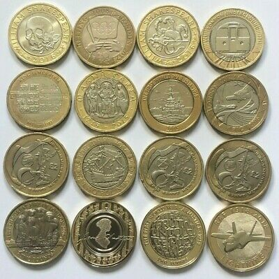 Cheapest £2 Coins Two Pound Rare Commonwealth Olympic Mary Rose King James Bible • 6.99£
