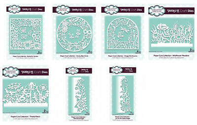 £10.50 • Buy CREATIVE EXPRESSIONS Paper Cuts Collection Die - New Spring Dies Papercuts 2018