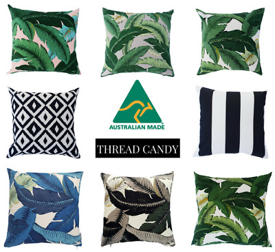 AU45 • Buy Tropical Palm Outdoor Cushion Covers *ALL Sizes* Authentic Tommy Bahama Fabric