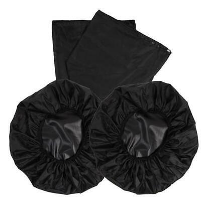 3 Wheeler Pushchair Wheels Covers For Front Rear Pram Baby Pushchair Stroller  • 5.79£