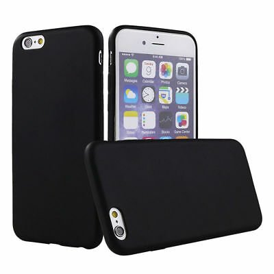 AU3.99 • Buy Ultra Slim Thin Soft Silicone Gel Case Cover For Apple IPhone 6 6S Plus