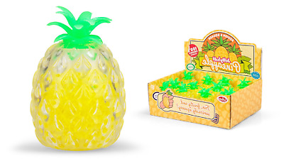 $ CDN5.13 • Buy Jellyball Pineapple - 30235 Stress Relief Toy Squeezey Squishy Squashy Tropical