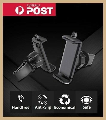 AU9.99 • Buy Universal Car Air Vent Mount Holder Cradle Stand Bracket For Mobile Cell Phone