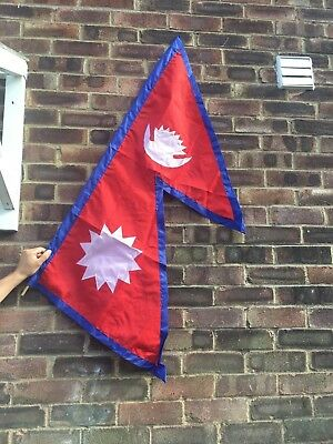 Nepal Flag - Nepalese National Flags  • 9.99£