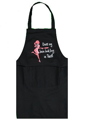 Ladies Novelty Funny Apron 1 Size FREE DELIVERY • 9.99£