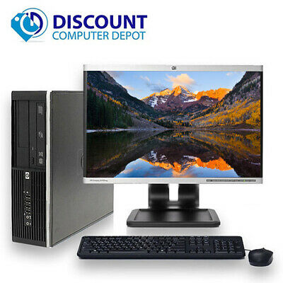 $ CDN169.23 • Buy HP Elite Windows 10 Home Desktop PC I3 2.93GHz 8GB 250GB 17  LCD Key-Mice Wifi