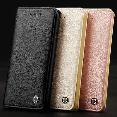 AU9.99 • Buy IPhone 11 Case Pro MAX XR IPhone 6 7 8 Plus Luxury Leather Wallet Case Cover
