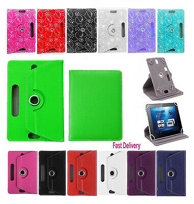 AU9.77 • Buy Leather 360 Universal Stand Case Cover For Samsung Galaxy 7 TO 10 Inch Tablets