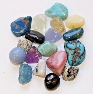 Healing Crystals - Rare - Polished Crystals Tumble Stones Buy 4 Get 2 FREE • 3.99£