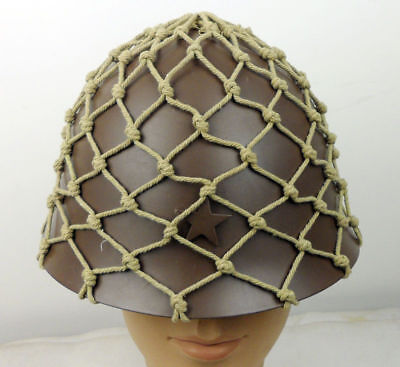 £10.68 • Buy  Replica WW2 JAPANESE IMPERIAL  ARMY HELMET COVER CAMOUFLAGE NET