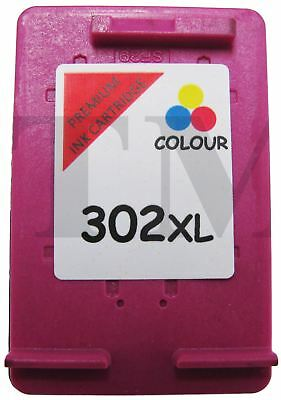 302 XL Colour Remanufactured Ink Cartridges For HP Deskjet 3630 Printers • 14.95£
