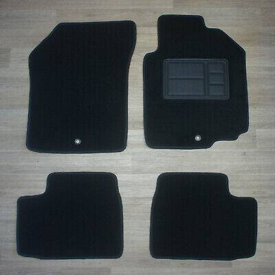 AU99 • Buy Car Floor Mats For Suzuki Swift Front & Rear Tailor Made Set: 01/2005 To 01/2011
