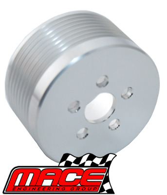AU85 • Buy Mace Supercharger Pulley For Holden Commodore Vt Vx Vy L67 Supercharged 3.8l V6