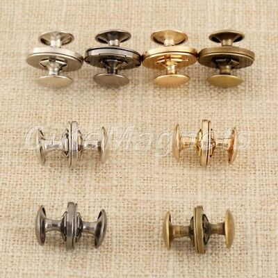 £2.66 • Buy 10 Sets Strong Magnetic Snaps 4 Colours Press Buttons 0.55 /0.71  For Handbag