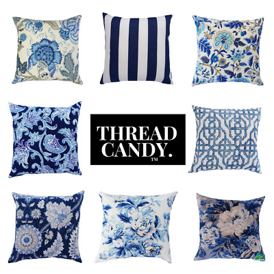 AU45 • Buy Hamptons Style Cushion Covers (Australian Made)
