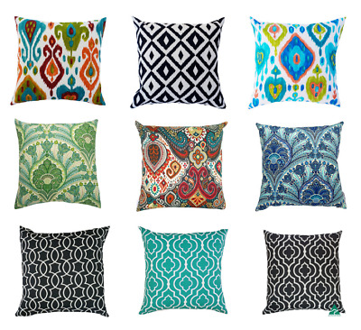 AU45 • Buy *NEW* Moroccan/Aztec Style Cushion Covers