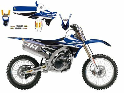 AU269.99 • Buy Yamaha YZ250FX 2015 2016 2017 Sticker Kit Graphics & Seat Cover