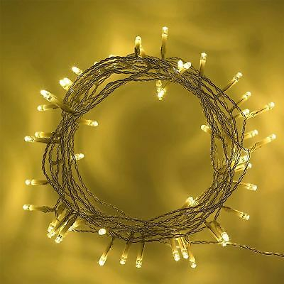 £2.89 • Buy 20 40 80 LED Battery Operated Fairy Lights Wedding Christmas Party Decorations