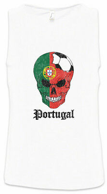 Portugal Football Comet Men Tank Top Portoguese Soccer Flag Championship • 17.99£