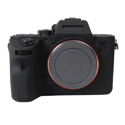$ CDN16.55 • Buy Silicone Rubber Bag Body Cover Case Skin For Sony A7R Mark III A7 M3
