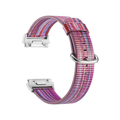 $ CDN8.99 • Buy For Fitbit Ionic Watch Color Painting Wrist Band Strap Replacement Wristband