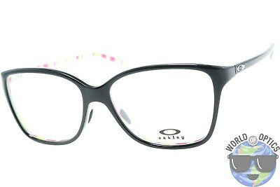 5c6197e5859 Oakley RX Eyeglasses OX1126-0354 Women s Finesse Black  Stripe Frame  54-15